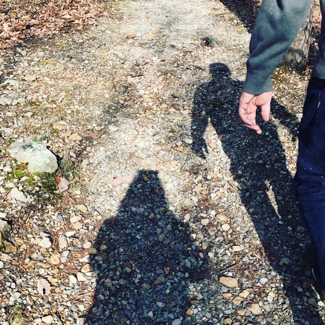 Hiking in VA